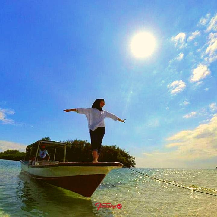 paket-wisata-private-trip-pulau-harapan-pulau-seribu