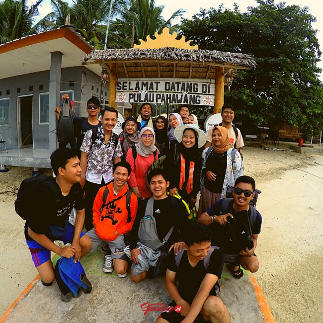 wisata-open-trip-private-trip-pulau pahawang
