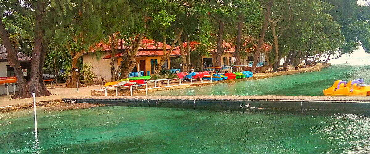 wisata pulau putri