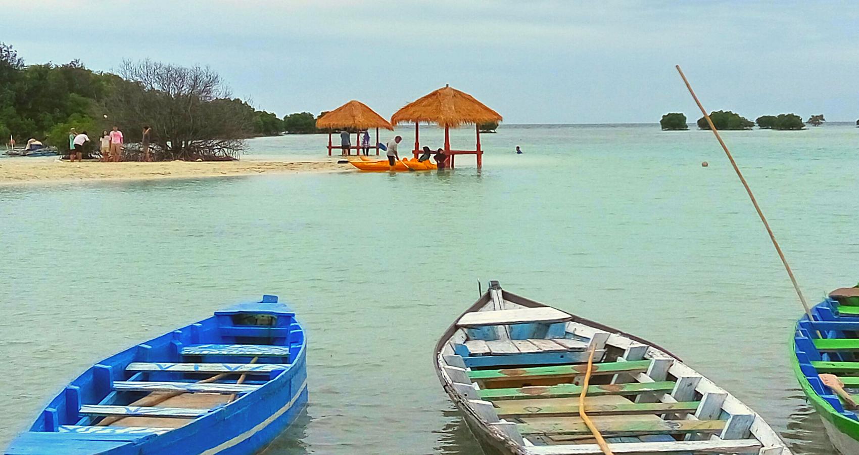 wisata pantai pulau pari