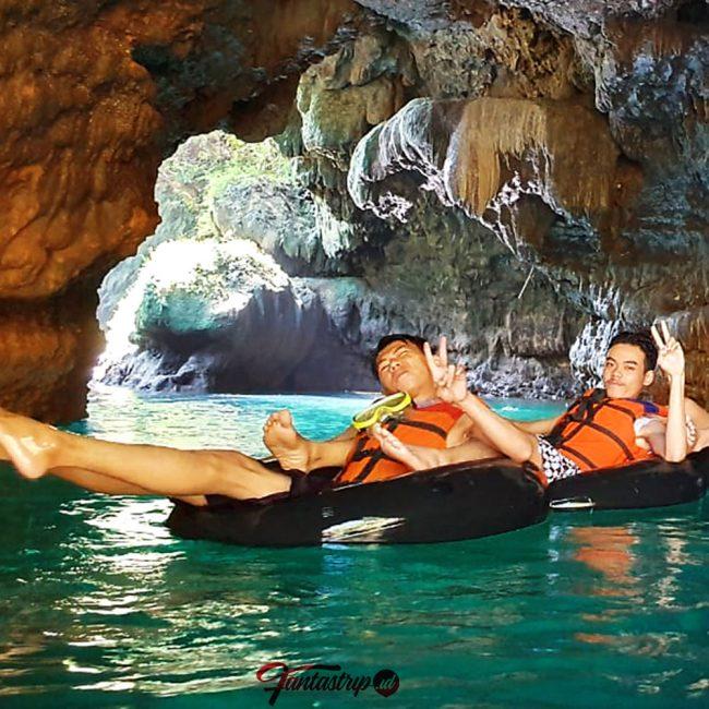 paket-wisata-river-tubing-green-santirah-pangandaran