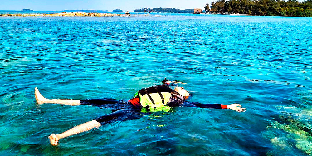 wisata bahari pulau harapan