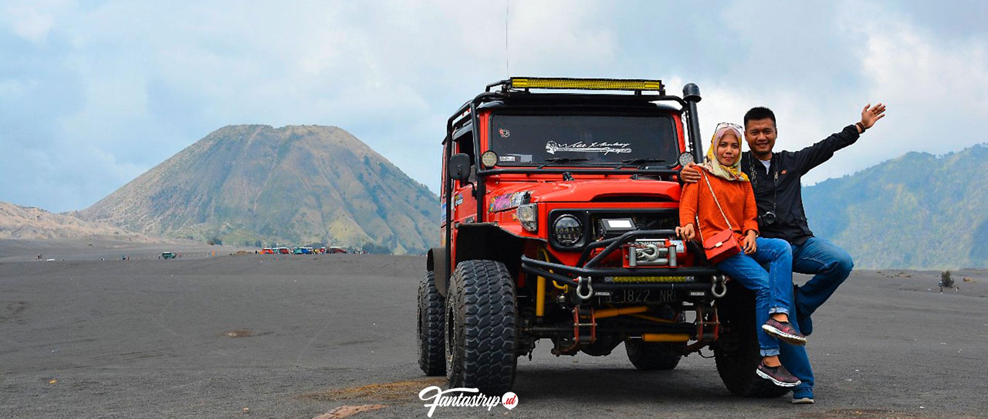 daftar harga sewa jeep gunung bromo
