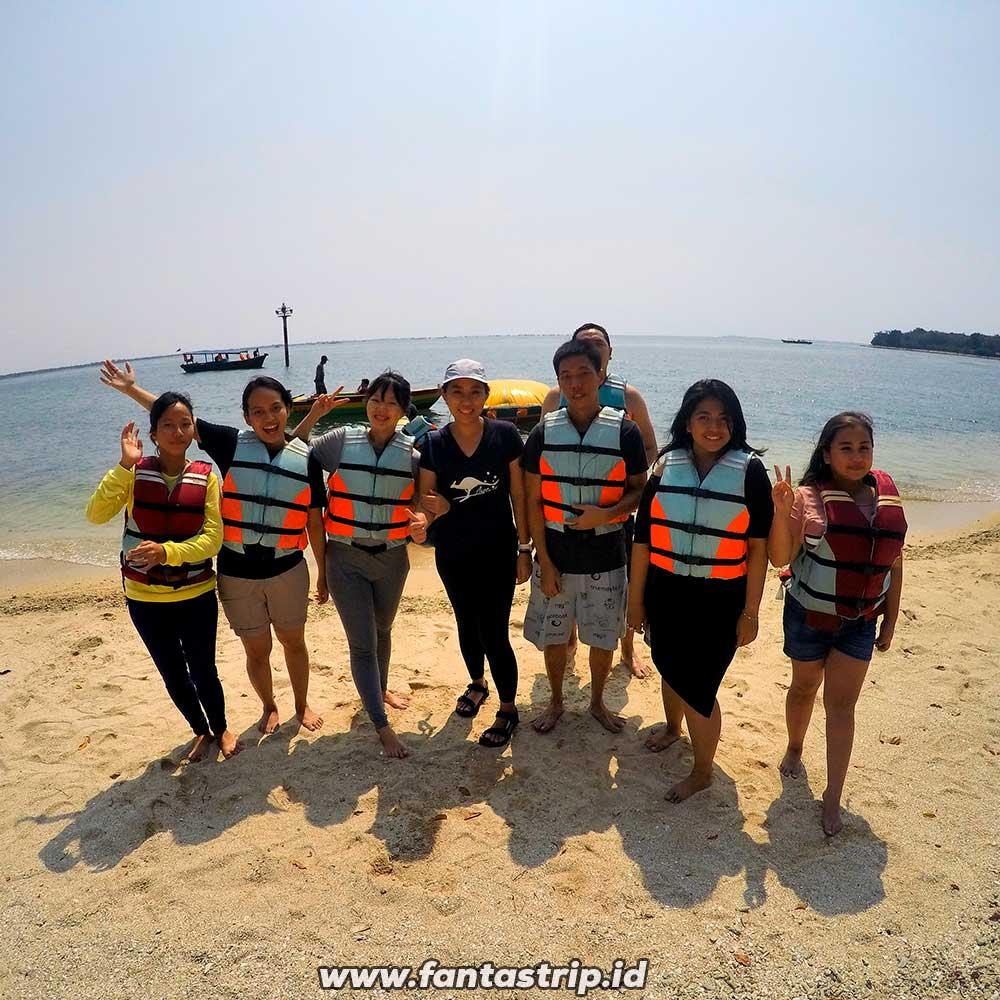 paket-wisata-open-trip-jelajah-tiga-pulau-kelor-onrust-cipir