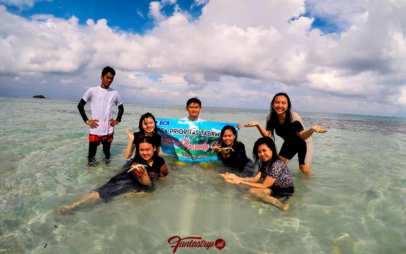 paket-wisata-open-trip-private-trip-pulau-pramuka