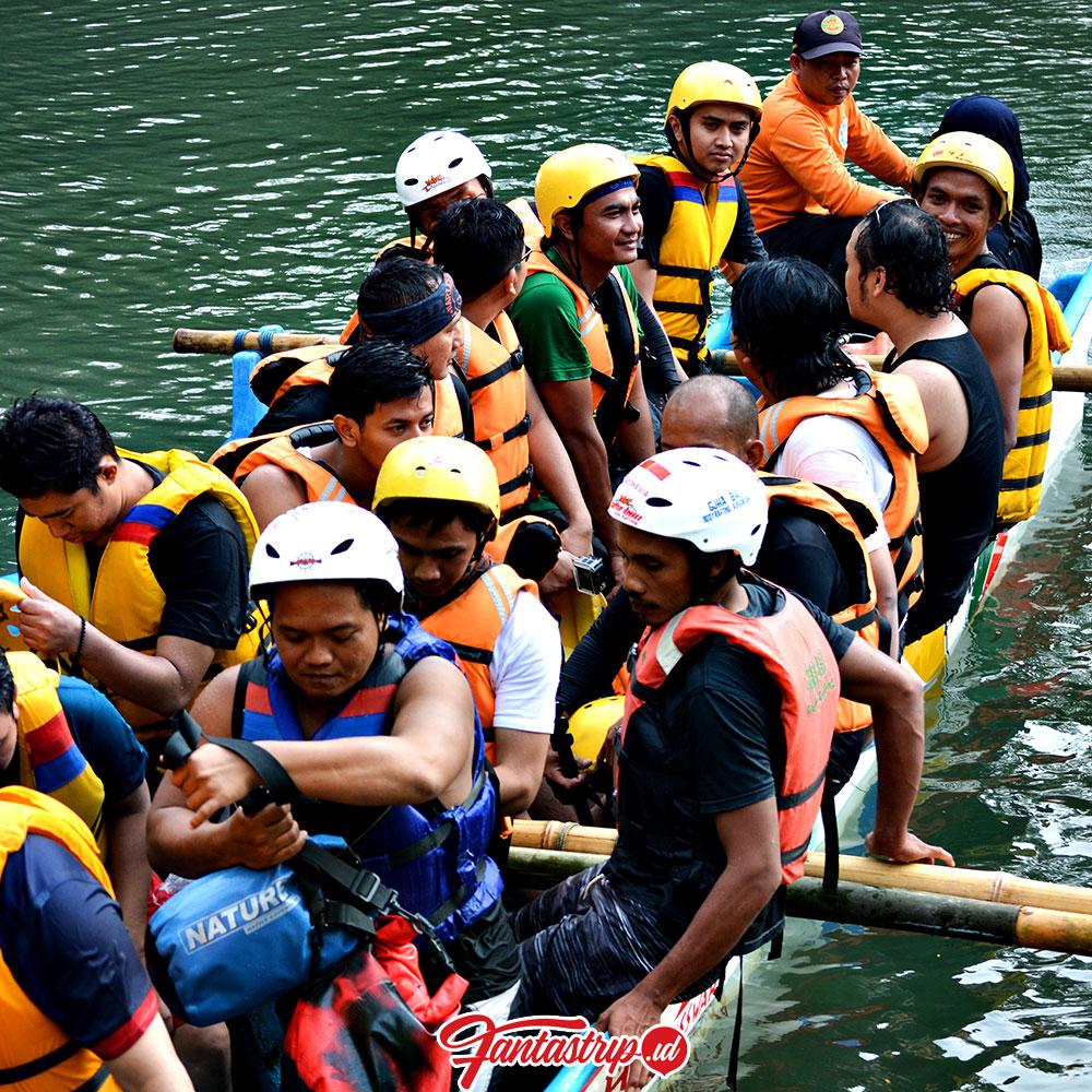 wisata perahu green canyon