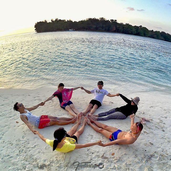 paket-wisata-one-day-trip-pulau-pari